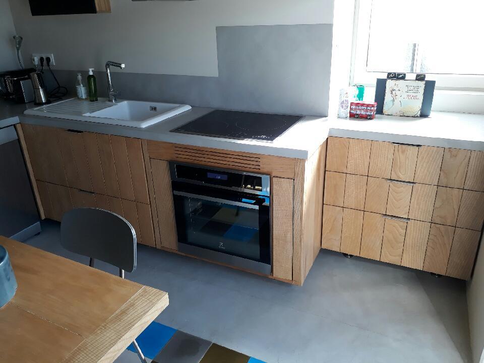 création meuble cuisine