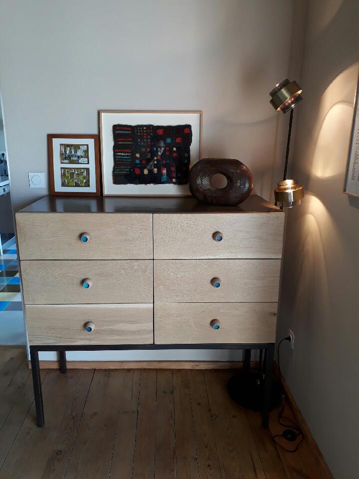 création meuble